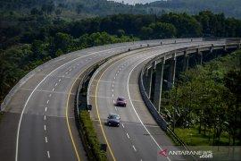 Penurunan trafik kendaraan di jalan tol