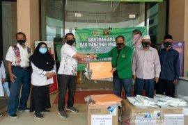 Anggota DPR RI H Syaifullah Tamliha telah bantu APD untuk sembilan RSUD di Kalsel