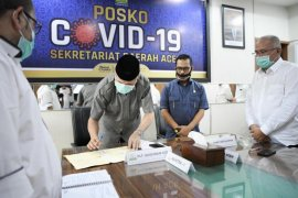 Aceh lanjutkan kerjasama Program JKA 2020 dengan BPJS Kesehatan