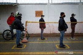 Kendalikan penyebaran virus corona, Kolombia tak akan longgarkan karantina di ibu kota