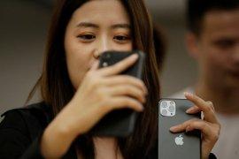 Cegah penyebaran virus corona, Apple terapkan cara belanja baru