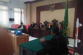 Terdakwa pemilik satu paket ganja sintetis dihukum enam tahun