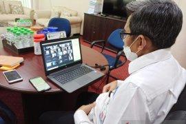 DPMPD Kaltim gelar halal bihalal virtual dengan TPP se Kaltim