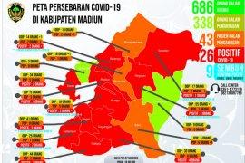 Jumlah pasien COVID-19 di Kabupaten Madiun bertambah menjadi 26 orang