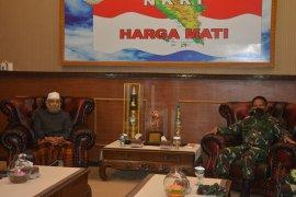 Pangdam IM siap bersinergi dengan ulama Aceh