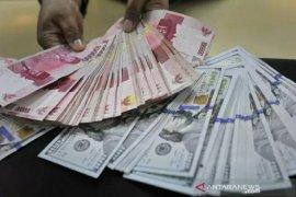 Rupiah menguat tipis ditengah variasi mata uang kawasan Selasa sore