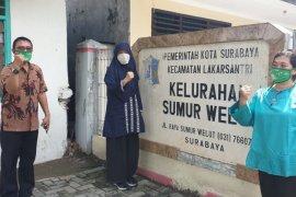 Enam kelurahan di Kota Surabaya nol kasus positif COVID-19