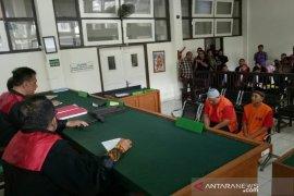 Dua terdakwa pembunuh ASN di Palembang divonis seumur hidup
