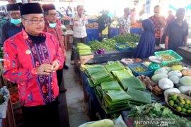 Bupati Aceh Barat larang pasar murah karena harga sembako masih stabil