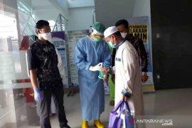RSUD Kandangan dengan satu dokter tetap spesialis paru, akan tambah bed menjadi 70
