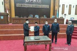 DPRD Bangka Barat berikan banyak catatan atas LKPJ Bupati tahun 2019