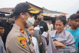 Dua pria yang saling bacok di  Sei Mencirim Sunggal tewas ditempat