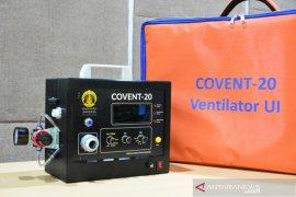 Dua produk ventilator pasien COVID-19 dapat izin edar