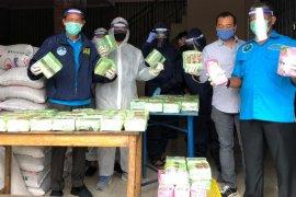 BNN sita sabu-sabu dan ekstasi seberat 100 kg di Kabupaten Bekasi