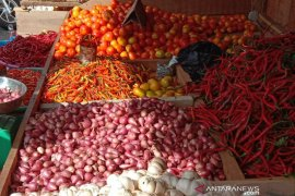 Harga bawang merah di pasar Ambon Rp60.000/Kg
