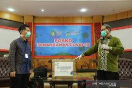 PLN Kalbar salurkan bantuan masker senilai Rp100 juta