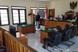 PN Cianjur vonis 12 tahun penjara lima mahasiswa penyebab tewasnya polisi