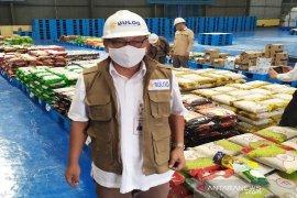 Bulog Sumut pasok 75 ton gula melalui Pelabuhan Sibolga