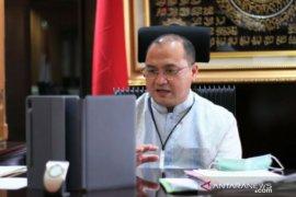 Gubernur Babel sapa masyarakat lewat siaran langsung instagram