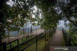 Penerapan pembatasan wisatawan di Tahura Djuanda