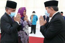 Basarin Yunus Tanjung dilantik sebagai Penjabat Sekda Pematangsiantar