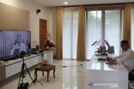 """'Webinar' Pemkab Badung bahas """"normal baru"""" pasca-COVID-19"""