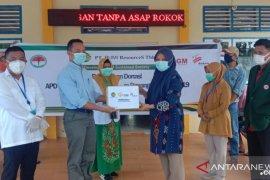 Rumah Sakit Bone Bolango terima bantuan APD dari PT Gorontalo Mineral