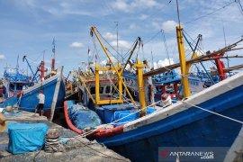 Ribuan nelayan belum melaut, ikan langka di Aceh Timur