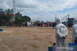 Lanal Bangka Belitung bentuk Satgas  COVID-19