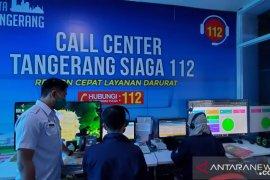 Selama puasa, layanan Darurat 112 Kota Tangerang terima 9.565 panggilan