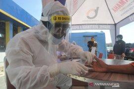 70 persen lebih pasien COVID-19 di Sumatera Barat  sudah sembuh
