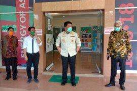 Gubernur Sumsel upayakan wartawan ikuti tes cepat COVID-19