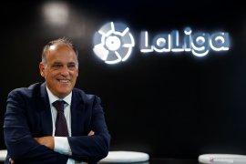 Liga Spanyol sudah siap bila ditinggal Lionel Messi, kata Javier Tebas
