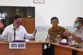 Pemkot Kediri terbitkan aturan untuk calon pengantin selama pandemi corona
