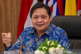 Menko Airlangga: ekonomi Indonesia lebih baik dibanding negara lain