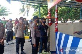 Petugas pelayanan Pelabuhan Tanjungkalian diminta utamakan kesehatan