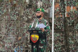 Pangdam Udayana lepas satuan Yonif Raider 900/SBW ke Papua