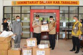 Bupati Tabalong terima bantuan dari Ketua DPRD Provinsi Kalsel