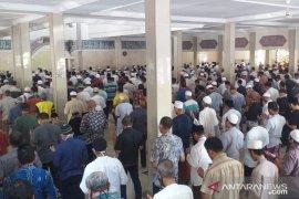 Ada doa qunut diselipkan pada Shalat Jumat di Bogor untuk usir wabah
