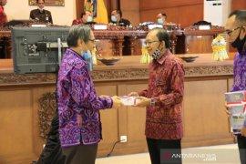 Lagi, Pemprov Bali  raih opini WTP dari BPK