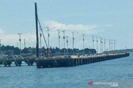 Pemkab Flotim pastikan kelancaran angkutan logistik antarpulau