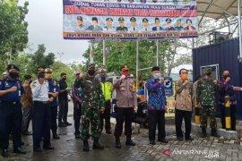 TNI POLRI di HST siap mendukung kebijakan New Normal