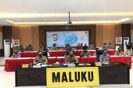 Polda Maluku bahas persiapan pilkada empat kabupaten