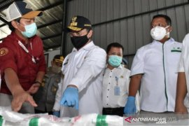 Pemprov Bangka Belitung pastikan stok beras cukup hingga enam bulan