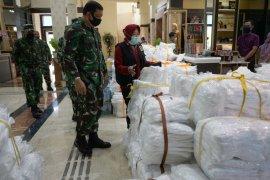 Mabes TNI siap bantu penanganan COVID-19 di Kota Surabaya