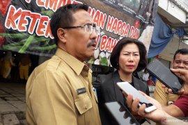 "Pedagang Pasar Induk Bangka Tengah sambut baik kebijakan ""normal baru"""