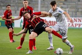 Gol tunggal Havertz antar Leverkusen naik ke posisi ketiga