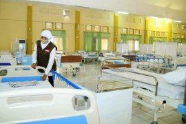 Rumah Sakit Lapangan Surabaya rawat 14 pasien COVID-19 kategori ringan