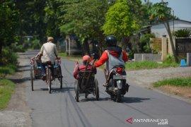 Penyandang disabilitas terdampak pandemi COVID-19