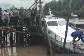 Kapolda Babel cek kesiapan Gugus Tugas COVID-19 di Pelabuhan Sungaiselan
